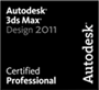 3ds Max Design Certified Professional