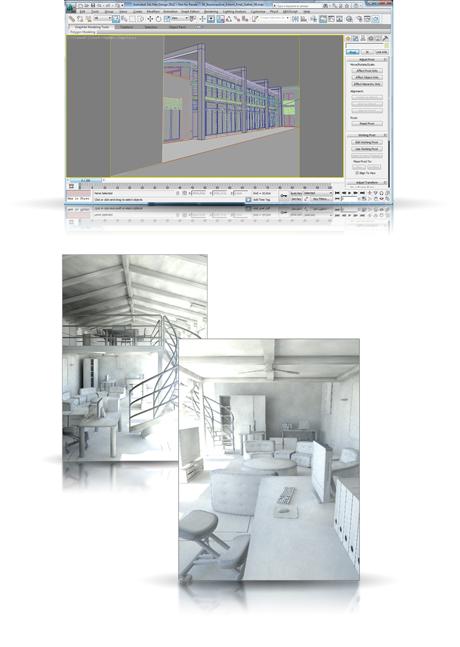Libro 3ds max 2011 guida per architetti progettisti e for Programmi per designer